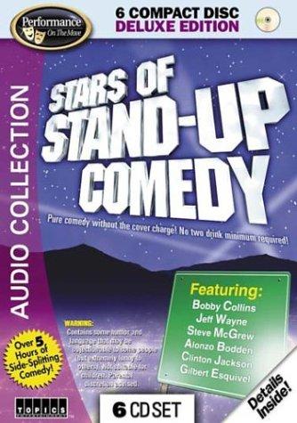 Stars of Stand-Up Comedy: Collins, Bobby, Wayne, Jeff, McGrew, Steve, Bodden, Alonzo, Jackson, ...