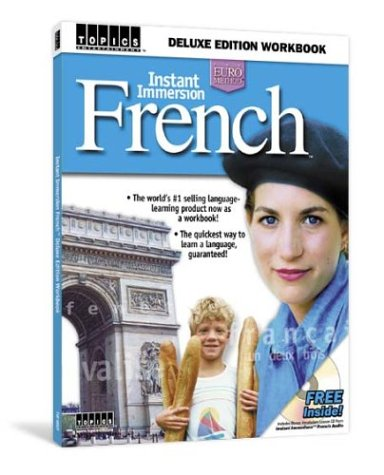 Instant Immersion French: Deluxe Edition Workbook (Old: Mary March