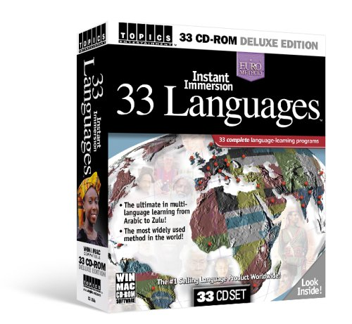 Instant Immersion 33 Languages