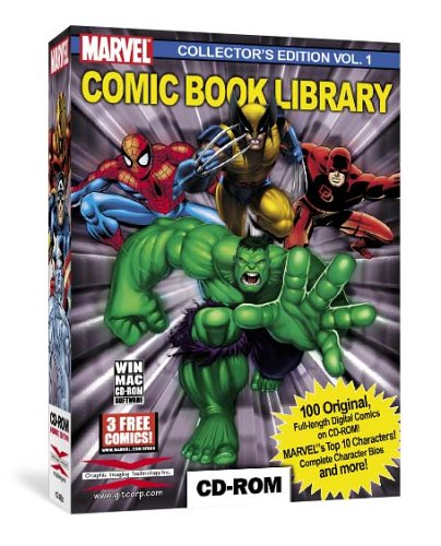 9781591503699: Marvel Comic Book Library