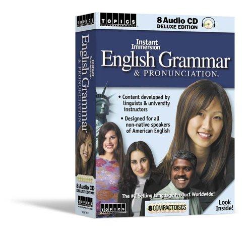 9781591503804: Instant Immersion English Grammar & Pronunciation
