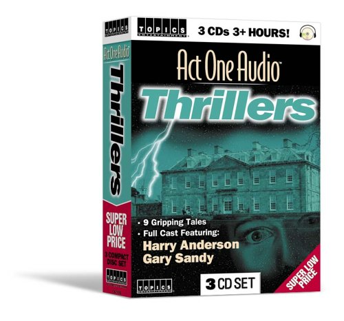 9781591503835: Act One Audio: Thrillers