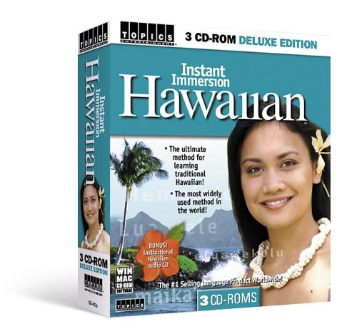 9781591503996: Instant Immersion Hawaiian