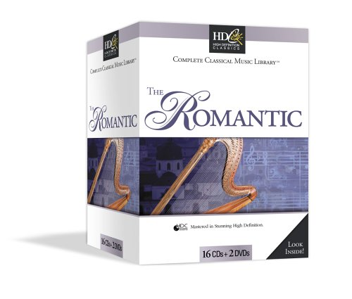 9781591505983: Classical Music Library: The Romantic