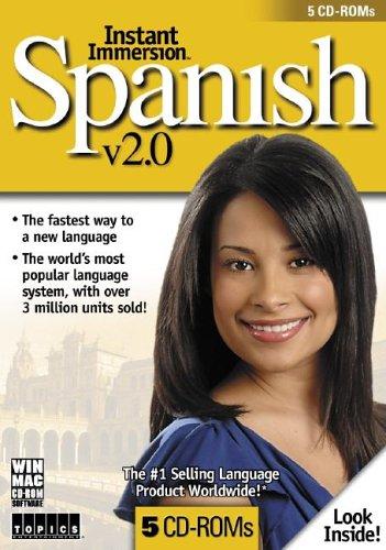 Instant Immersion Spanish 2.0: Topics Entertainment