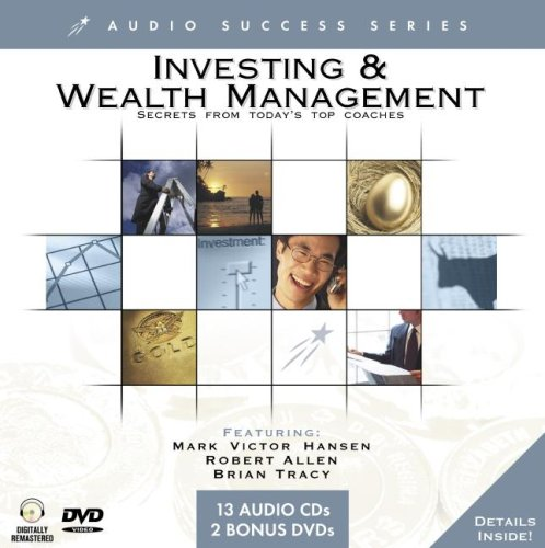 Investing and Wealth Management - Proven Strategies for Wealth Building! (Audio Success): Brian ...