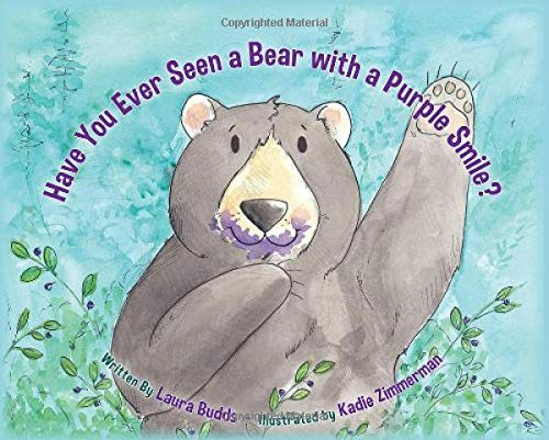 Have You Ever Seen a Bear with a Purple Smile