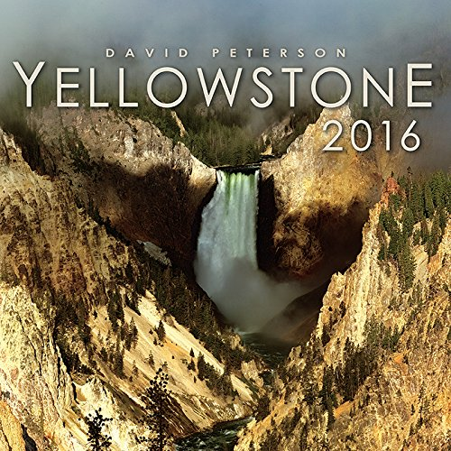 2016 Yellowstone Wall Calendar: David William Peterson - photographer
