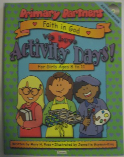 9781591563433: Faith in God: We Love Activity Days (Primary Partners)