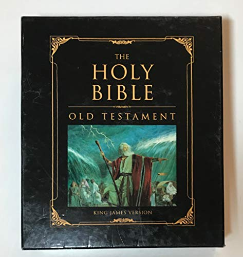 The Holy Bible: Old Testament, King James: Various