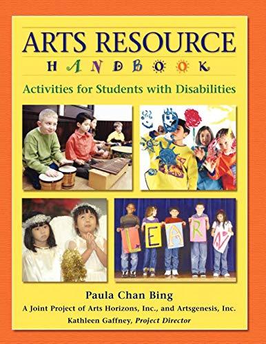 9781591580263: Arts Resource Handbook: Activities for Students with Disabilities