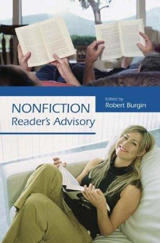 Nonfiction Readers' Advisory: Burgin