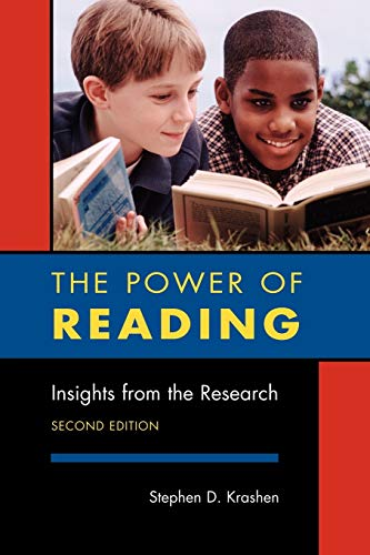 9781591581697: The Power of Reading: Insights from the Research, 2nd Edition