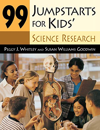 9781591582618: 99 Jumpstarts for Kids' Science Research