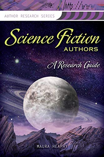 9781591585152: Science Fiction Authors: A Research Guide (Author Research)