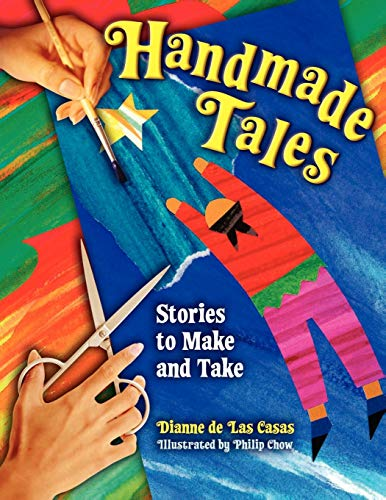 9781591585367: Handmade Tales: Stories to Make and Take