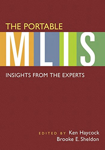 9781591585473: The Portable MLIS: Insights from the Experts