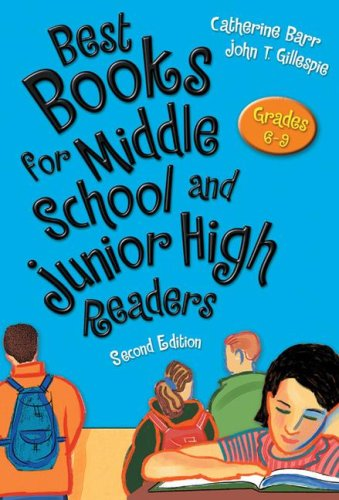 9781591585732: Best Books for Middle School and Junior High Readers: Grades 6–9, 2nd Edition