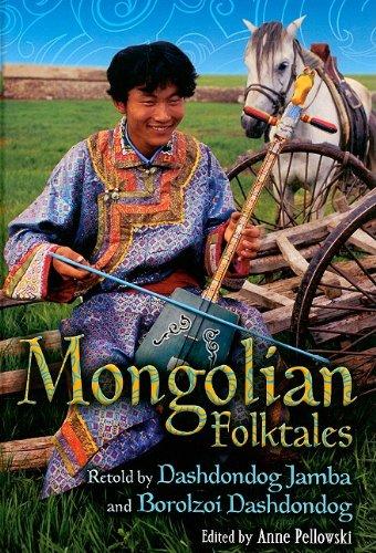 9781591587262: Mongolian Folktales (World Folklore (Hardcover))