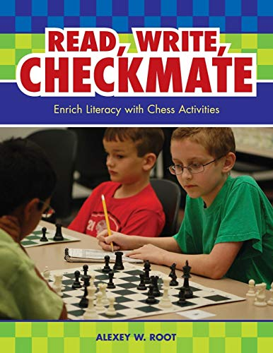 9781591587545: Read, Write, Checkmate: Enrich Literacy with Chess Activities