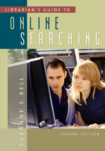9781591587637: Librarian's Guide to Online Searching, 2nd Edition