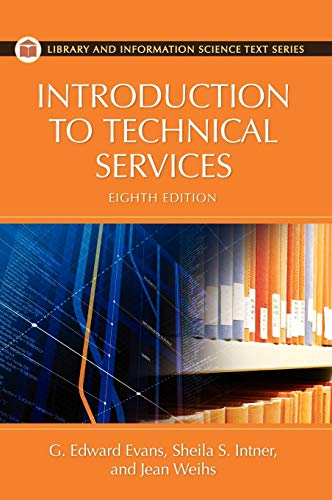 9781591588894: Introduction to Technical Services