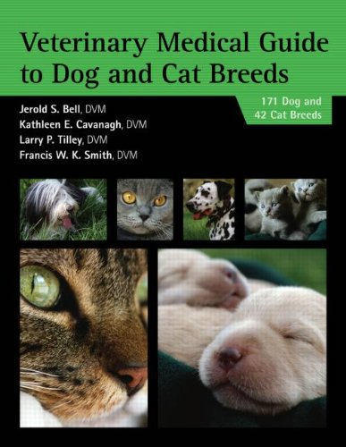 9781591610021: Veterinary Medical Guide to Dog and Cat Breeds
