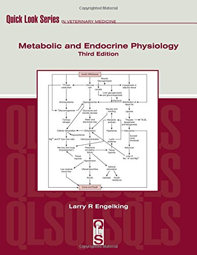 9781591610465: Metabolic and Endocrine Physiology, 3rd Edition (Quick Look Series)