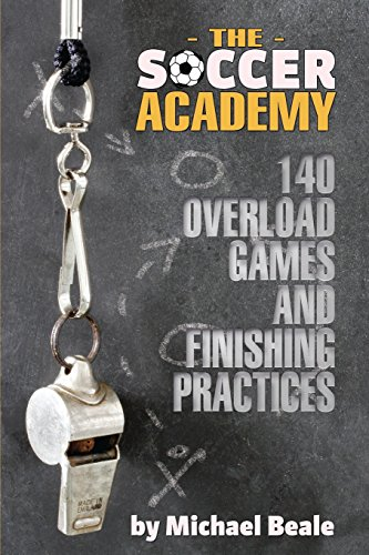 9781591641087: Soccer Academy: 140 Overload Games and Finishing Practices