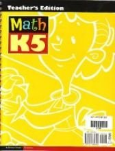 9781591662624: Math K5, Teacher's Edition
