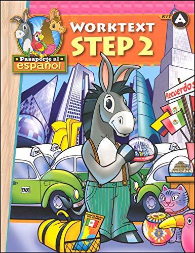 9781591662778: Pasaporte al espanol: Worktext Step 2 (Kit A)