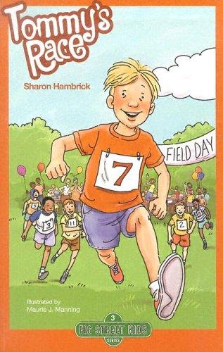 Tommy's Race (Fig Street Kids): Sharon Hambrick