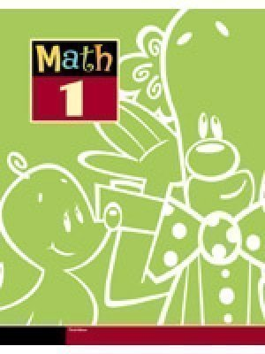 9781591663188: Math 1 Student Worktext 3rd Edition