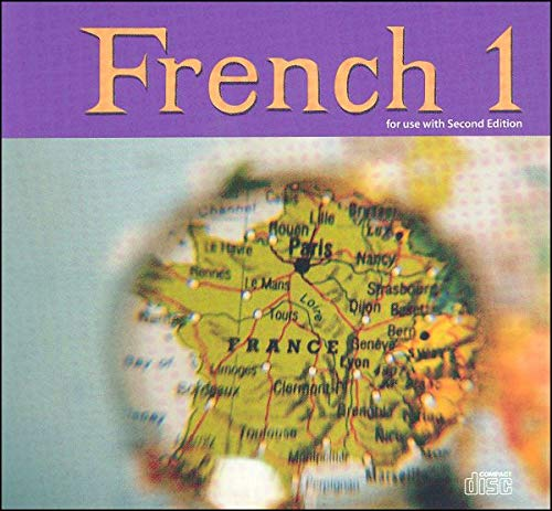 9781591663324: French 1 CD Set 2nd Edition