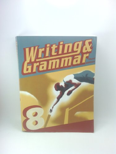 9781591663621: Writing & Grammar 8 for Christian Schools