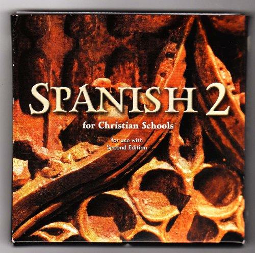 9781591663737: Spanish 2 CD Set (Set of 6 CDs) 2nd Edition