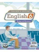 Grade 6 English Teacher's Edition and CD: BJU Staff