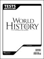 9781591664352: World History Testpack 3rd Edition