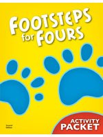 9781591664437: Footsteps K4 Student Activity Packet 2nd Edition