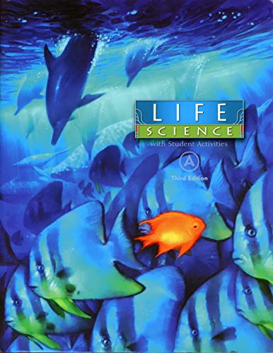 9781591664741: Life Science with Student Activities (2 Volumes - Life Science A and Life Science B)