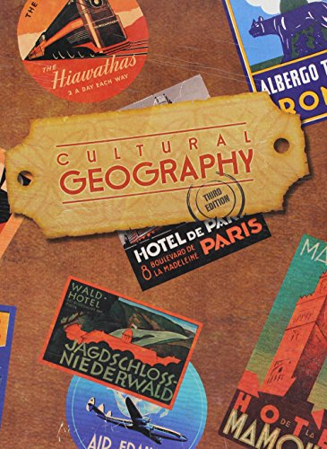 9781591664963: Cultural Geography, Student Text