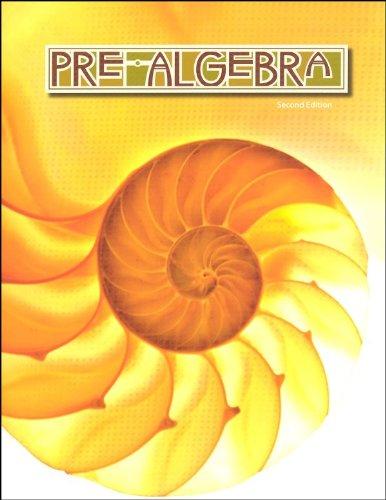 9781591665465: Prealgebra