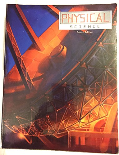 9781591665526: Physical Science-Worktext