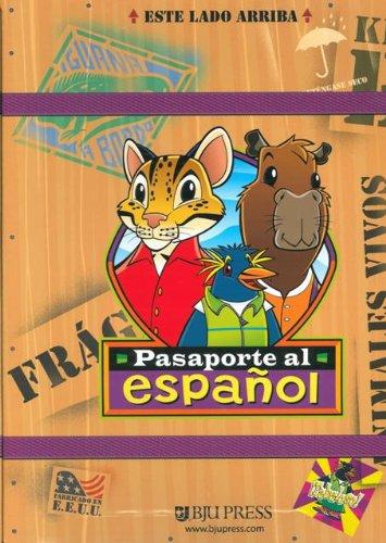 9781591665991: Pasaporte Al Espanol Kit B