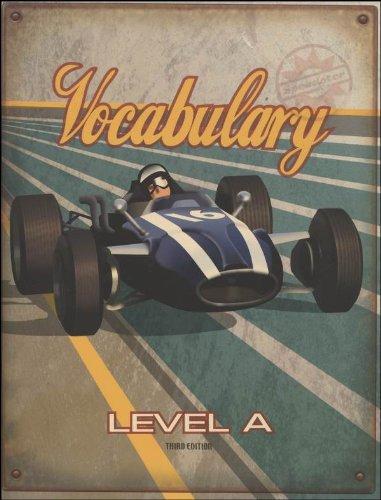 9781591667636: Vocabulary: Level A Student Worktext