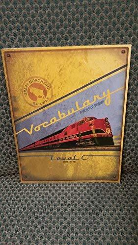 9781591667681: Vocabulary: Level C Teacher's Edition 3rd Edition