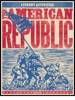 9781591667834: American Republic Grade 8 Student Activity Manual 3rd Edition
