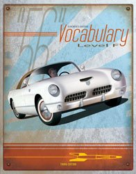 9781591668633: Vocabulary F Teacher's Edition