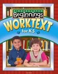 9781591668916: Beginnings Worktext Student K5 3rd Edition