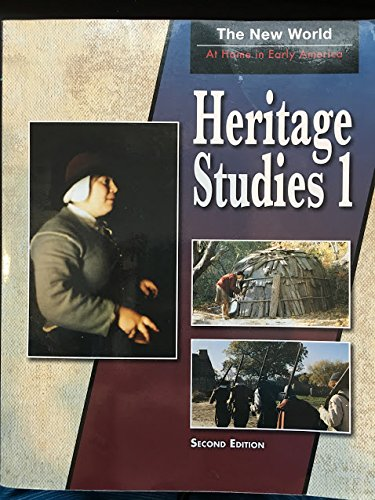 9781591669081: Heritage Studies 1 Student Text 2nd Edition
